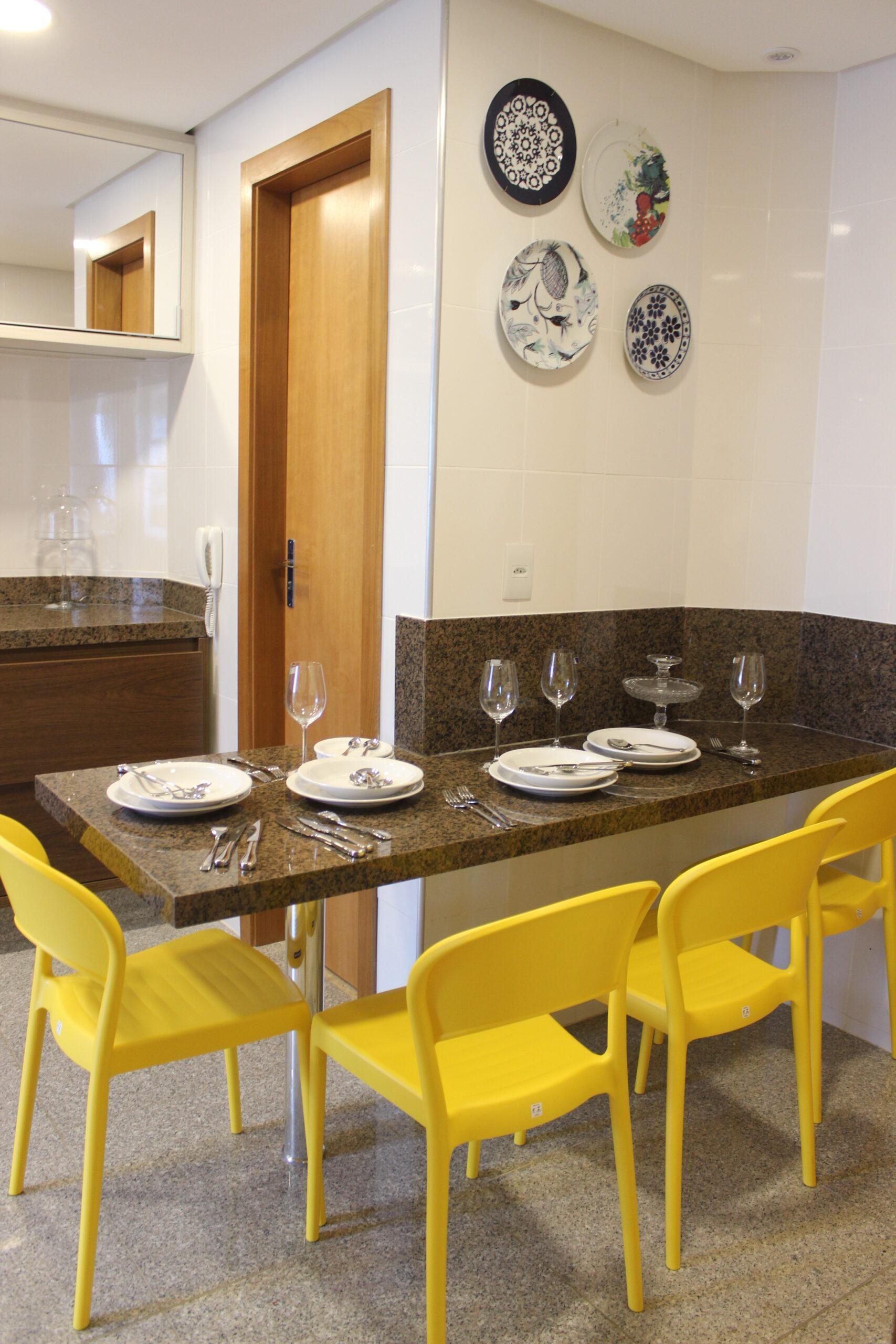 Acquarelle - Cozinha